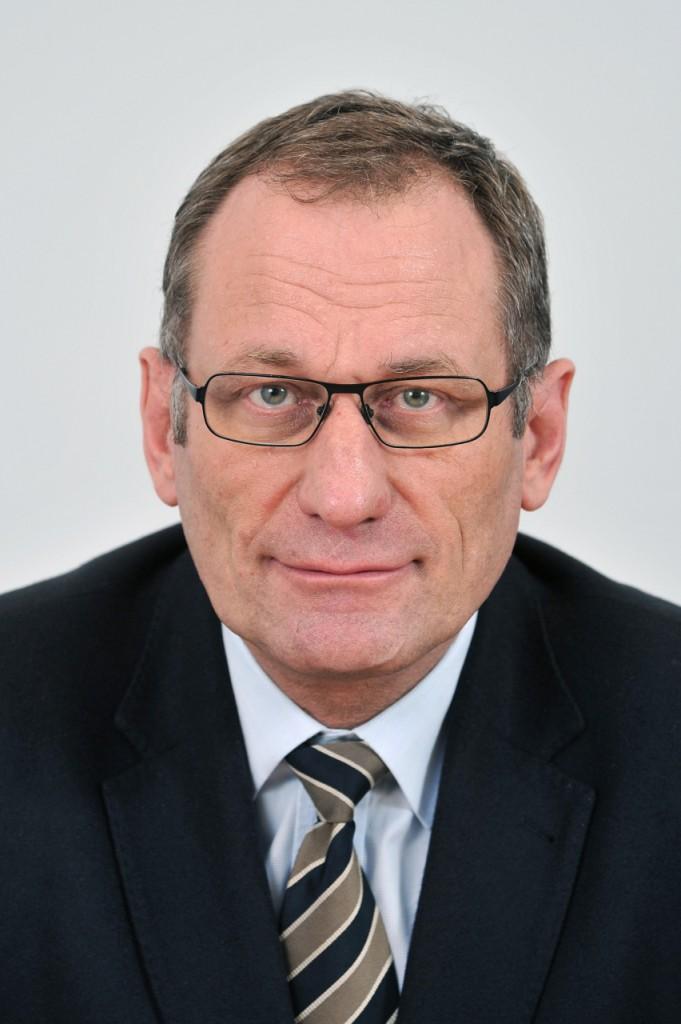 Dr.Benno Bunse - Erster GF , Dr.Jürgen Friedrich GF